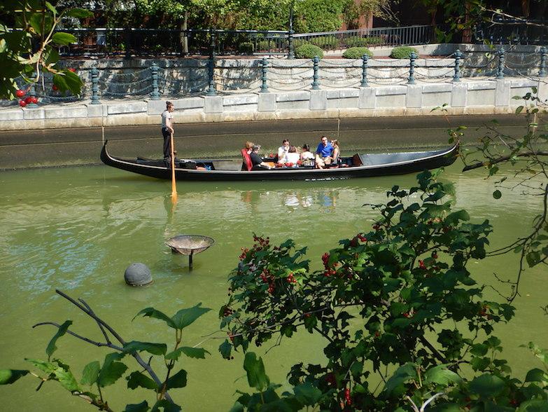 Trading Providence for Venice