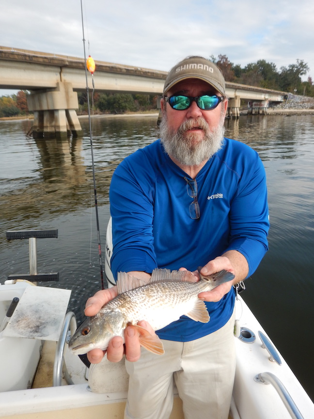 Fishing Close to Home in Ocean Springs