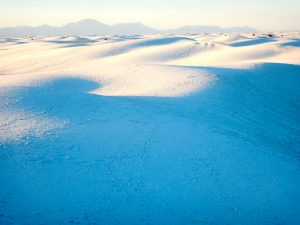 White Sands Bumped to National Park Status